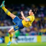 Crazy Ibra - wicked goal!